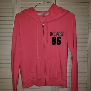 Victoria's secret Pink Hoodie size small euc